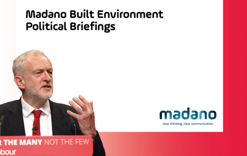 Political Briefing – Labour Housing Policy