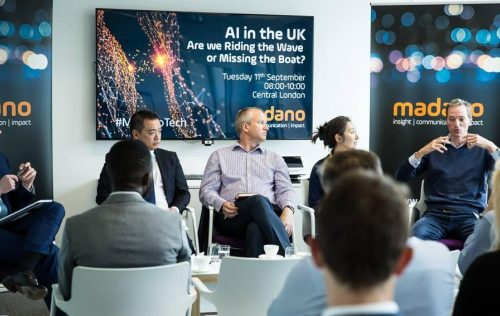 AI in the UK – are we riding a wave or missing the boat?
