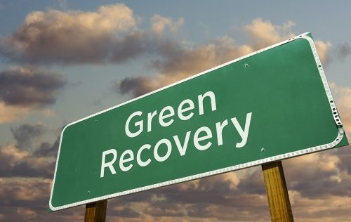 Green recovery – what is it and what can we do to shape it?